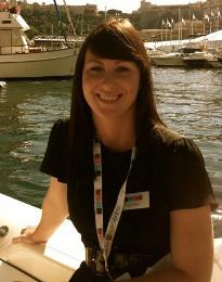 Lauren Barker, managing editor o