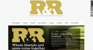 R&R screenshot