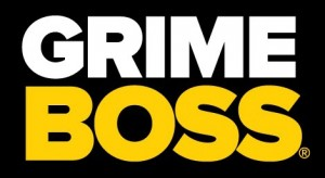 Grime Boss Logo 40mm