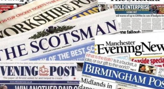 newspaper terms air News & observer editorial page terms click here to jump to e-edition terms press release - a statement submitted to newspapers and other news media by an organization or individual to.