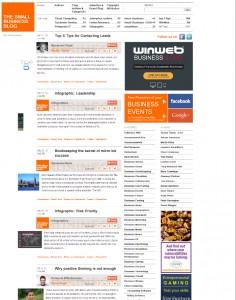 15 July Blog Spotlight SMALL BUS