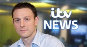 3 September ITV News Geoff Hill
