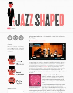 Jazz Shaped - Blog Spotlight