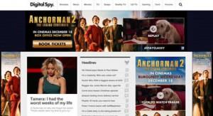 3 Dec Digital Spy redesigns