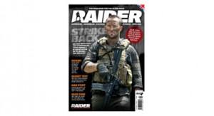 29 Jan Raider magazine relaunche