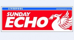 8 January Liverpool Sunday Echo