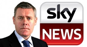 3 February Sky News appoints Ian