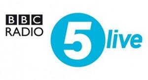 6 March BBC Radio 5 live to cele
