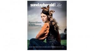 25 April sundayherald Life launc