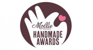 9 April MollieMakes-Awards-logo