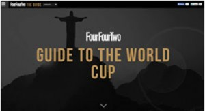 29 May Four Four Two World Cup G