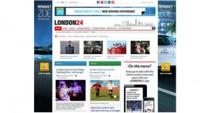 29 May London24 relaunches websi
