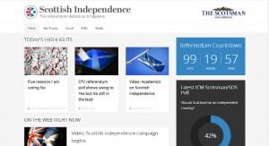 10 June Scottish Independence