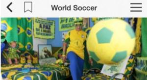 13 June World Soccer