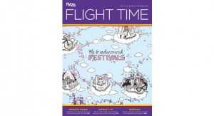 27 June Flybe relaunch in-flight