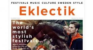 4 June Eklectik magazine