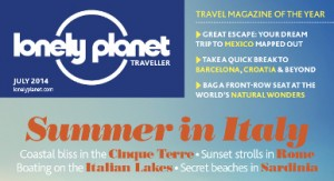 9 June Lonely Planet Traveller