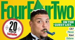 3 July FourFourTwo celebrates 20