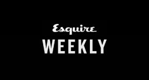 11 September Esquire Weekly edit