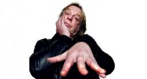 18 November Rick Wakeman joins R