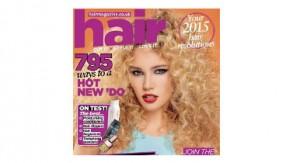 3 Decemeber Hair appoints editor