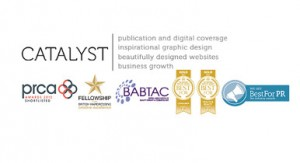 26 Feb Catalyst PR appointed by