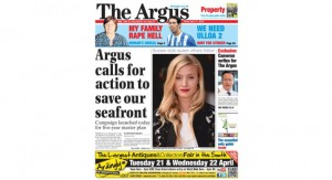 The Argus relaunches