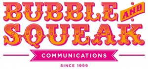 28 Oct Bubble and Squeak Logo