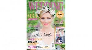 9 Sept Wedding magazine goes mon