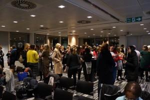 Women in Journalism event 19 Jan 2016