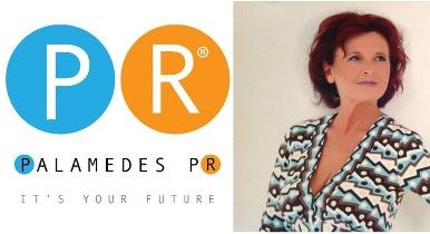 Author Hélene Fermont appoints Palamedes PR