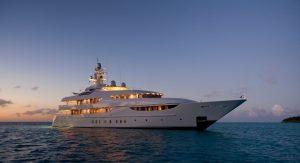 W's Y.CO superyacht win