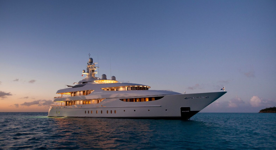 W's Y.CO superyacht win
