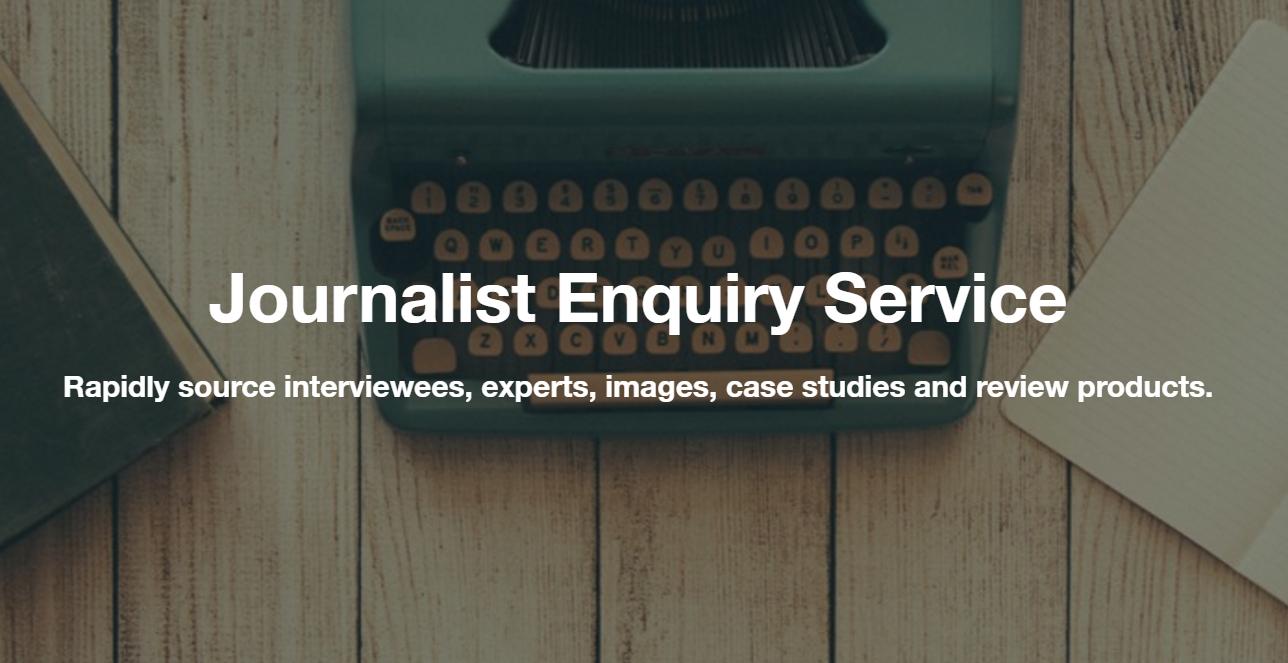 Journalist Enquiry Service