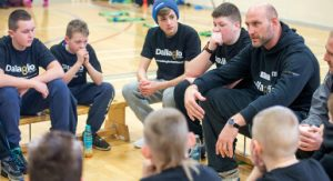 Bottle partners with The Dallaglio Foundation