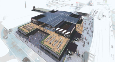 Boxpark appoints Full Fat to handle the PR for new Croydon site