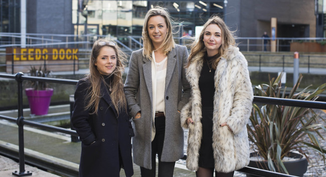 Madeline Orme, Milly Rose, Lucy Callaghan