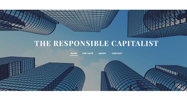 The Responsible Capitalist
