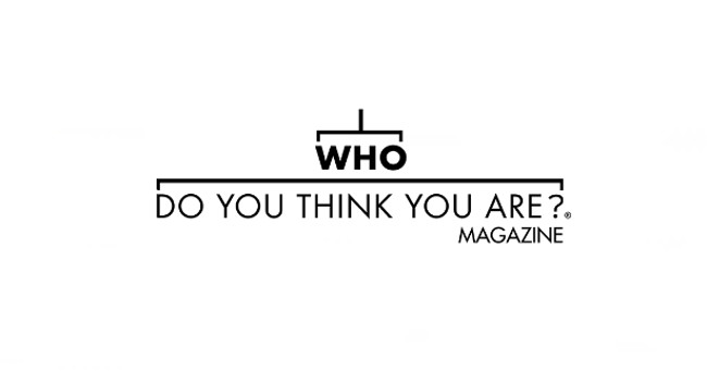 Who Do You Think You Are Magazine