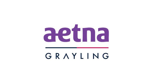 Grayling chosen by Aetna International