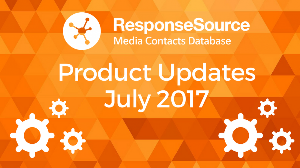 Product Updates Media Contacts Database