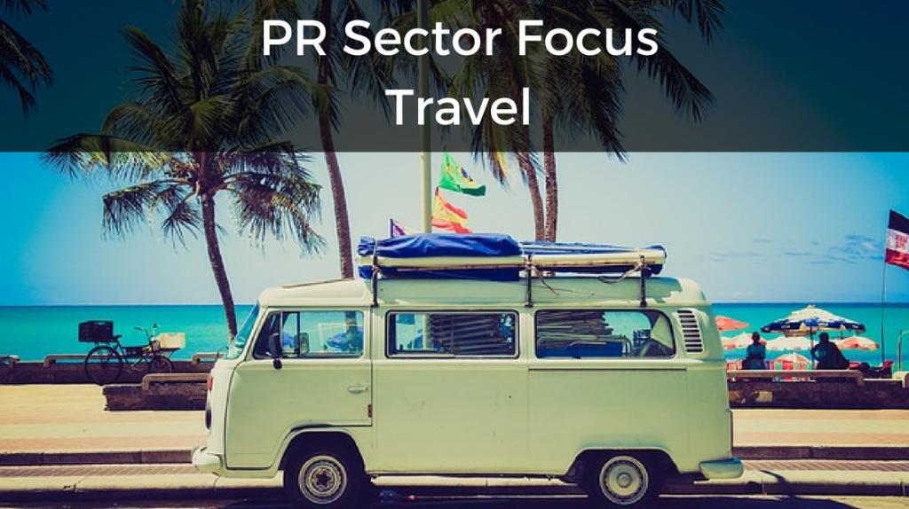 PR Sector Focus Travel