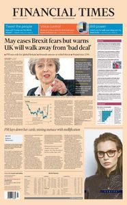 Financial Times Newspaper