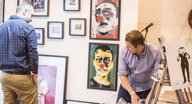 Rule5 gets arty with Buy Art Fair