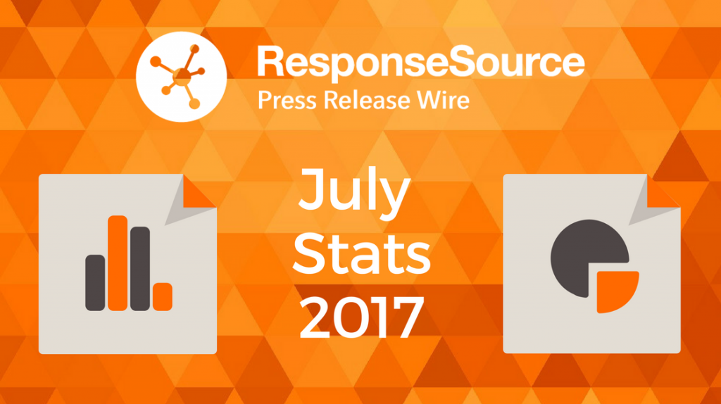 Press Release Wire July Stats