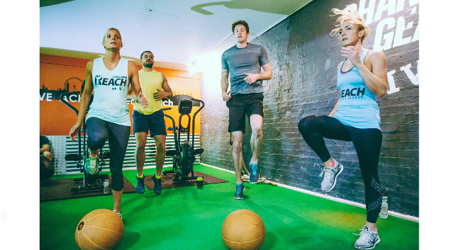 Mercieca Reach Fitness