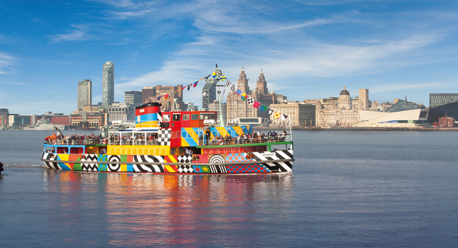 No Brainer appointed by Mersey Ferries