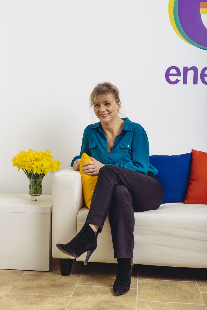 Louise Findlay-Wilson, Energy PR