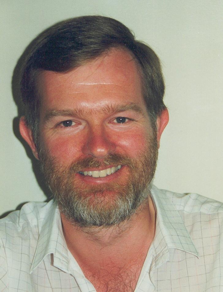 Freelance journalist Paul Bray