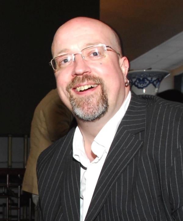 Freelance journalist Darryl Bullock
